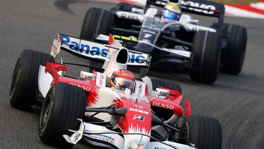 Die Werbepreise für die Formel 1 stehen fest
