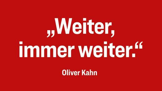 Kicker Jubiläumskampagne Kahn