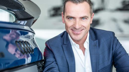 Henrik Wenders, Audi