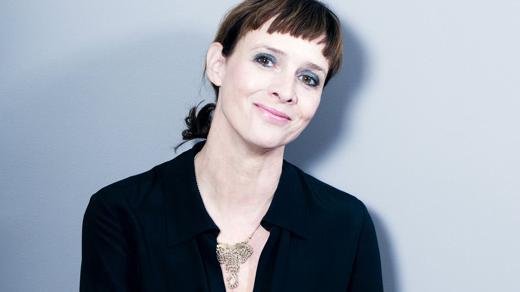 Jury-Präsidentin Britta Poetzsch, CCO Campaign von Track