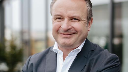 Group-M-Geschäftsführer Boris Schramm