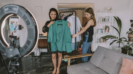 Mode Fashion Influencer