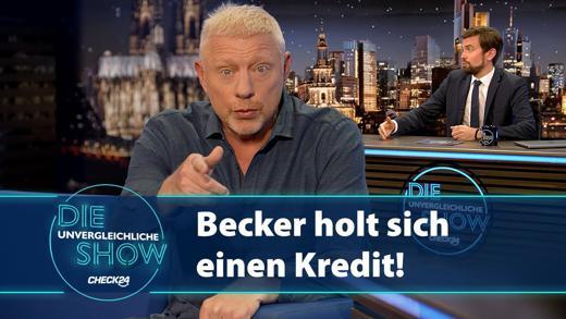 Check24 schafft es mit seiner Late-Night-Werbeshow und Boris Becker unter die