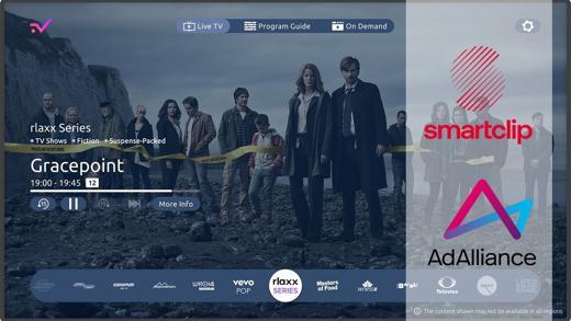 Rlaxx TV / Smartclip