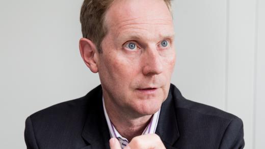 Unilever-Manager Arne Kirchem