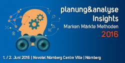 planung & analyse Insights 2016