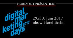 HORIZONT Digital Marketing Days 2017