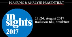 planung & analyse Insights 2017