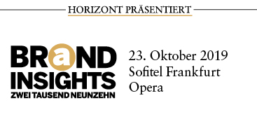 HORIZONT Brand Insights