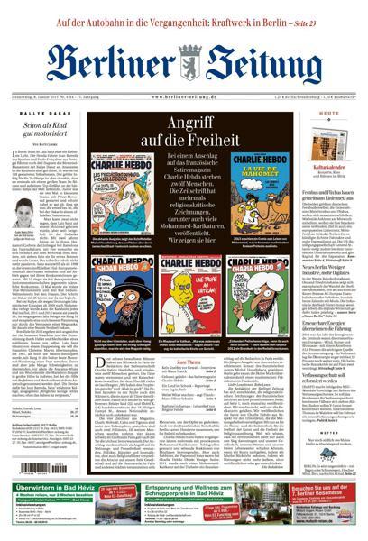 Anschlag Auf Charlie Hebdo 11 September Fur Die Westliche Pressefreiheit Das Sagen Die Medien