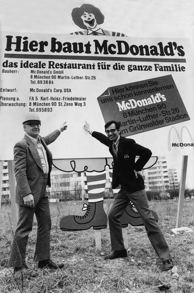 Mcdonalds Seit Wann In Deutschland