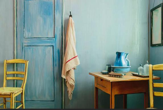 Airbnb: Leo Burnett lässt Reisende in Van Gogh-Zimmer übernachten