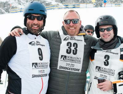 HORIZONT Snowmasters: Piste, Party, People's Business in Lech Zürs am Arlberg