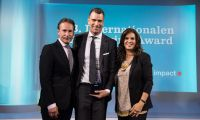 Internationaler Sponsoring Award: Die Bilder des Abends
