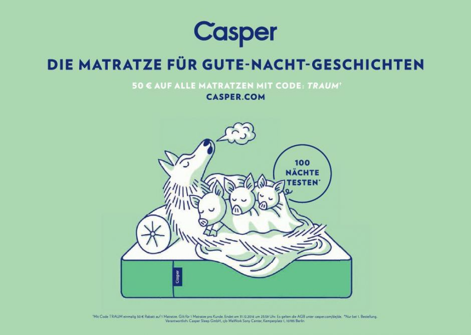 Matratzen comic  Casper, Emma, Muun & Co: Was man über den E-Commerce-Hype um ...