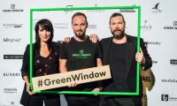 Mit Nena und Rea Garvey: Bilder vom Green-Window-Event