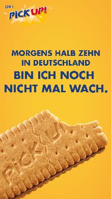 Out-of-Home-Kampagne: Wie Pick Up ehrwürdige Werbeslogans ...