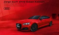 "Audi: Die Motive der ""Welcome to Black""-Kampagne"