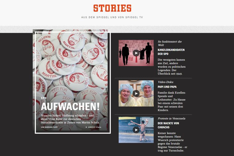 Spiegel daily warum das konzept der digitalen for Aktuelle ausgabe spiegel