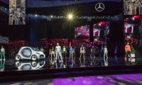 Mercedes-Benz & Smart: Bilder von der IAA Media Night at the IAA