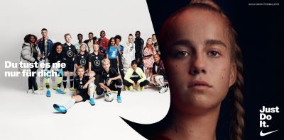 Nike: Die Out.of-Home-Motive der Helden-Kampagne