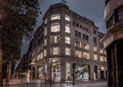 """House of Innovation"": Das ist der futuristische Nike-Flagship-Store in Paris"