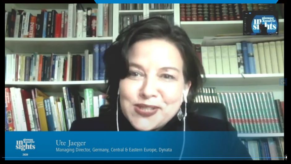 Ute Jaeger, Managing Director, Germany, Central & Eastern Europe, Dynata