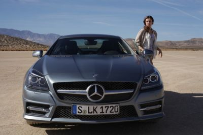SLK-Speed-Date: Behind the scenes