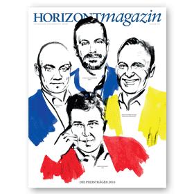 HORIZONT Award Magazin 2018