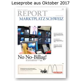 HORIZONT REPORT Schweiz I