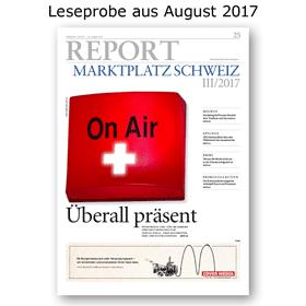 HORIZONT REPORT Schweiz V