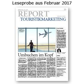 HORIZONT REPORT Reisen & Touristik