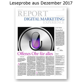 HORIZONT REPORT Digital-Marketing II