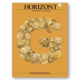 HORIZONT Magazin Finanzmarketing I