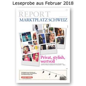 HORIZONT REPORT Schweiz II