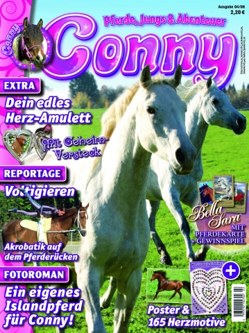 "Cover der ""Conny"""