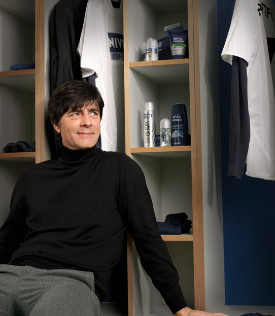jogi l w wird testimonial f r nivea. Black Bedroom Furniture Sets. Home Design Ideas