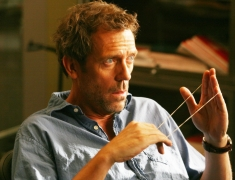 "Quotenbringer ""Dr. House"""