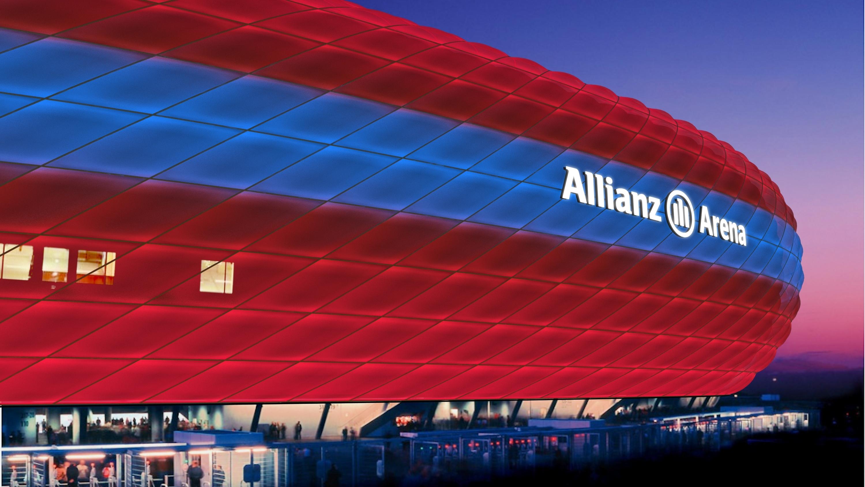 Fc Bayern Philips Erleuchtet Den Quot Stern Des S 252 Dens Quot Mit