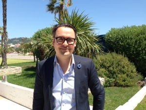 Armin Jochum in Cannes