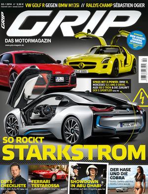 Grip Automagazin