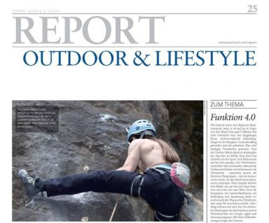 Der Report Outdoor & Lifestyle aus HORIZONT 24/2014