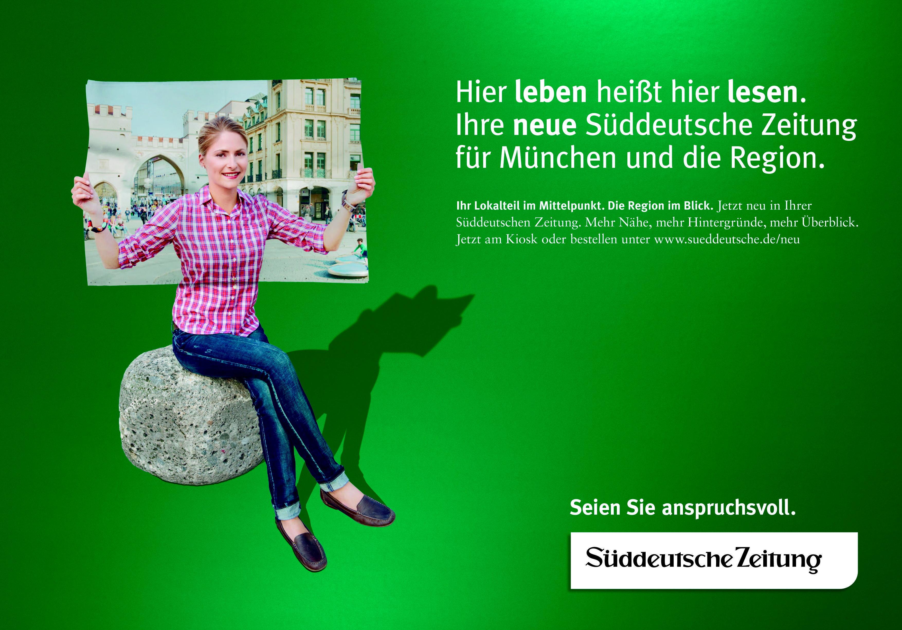 Süddeutsche zeitung anzeigen er sucht sie