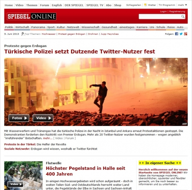 Spiegel News Online