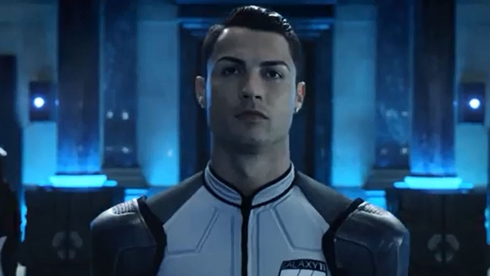 Mega-Erfolg: Samsungs Science-Fiction-Kampagne mit Ronaldo und Co