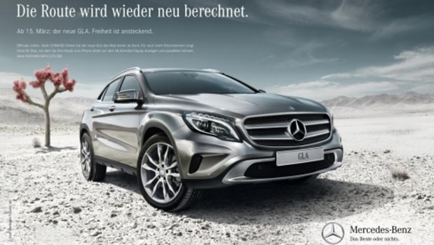 Neuer Kurs im Marketing bei Mercedes-Benz (Foto: Daimler)