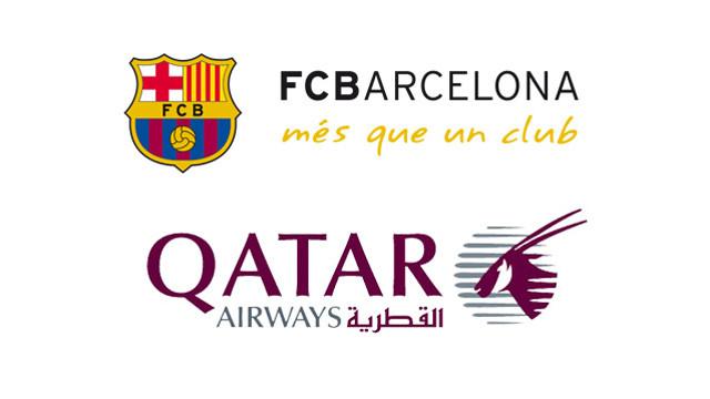 Qatar Airways als Sponsor: FC Barcelona und die ...  Qatar Airways a...