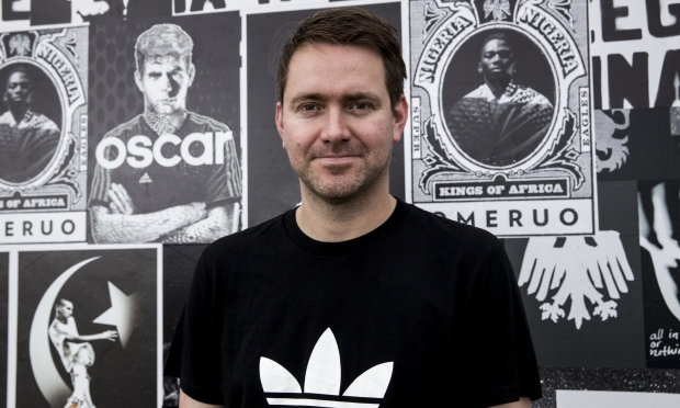 Tom Ramsden, Global Brand Marketing Director Adidas Football (Foto: Adidas)