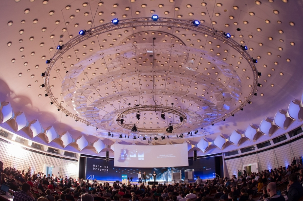Volles Haus bei der NEXT in Berlin (c) NEXT