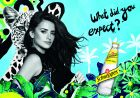 """What did you expect?"" - Penélope Cruz in der Schweppes-Kampagne (Foto: Fred & Farid)"